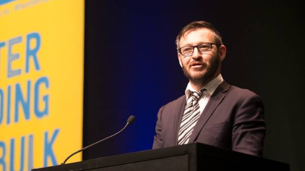 Jack Boyle, president of the PPTA.