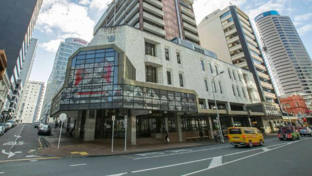 The Alcohol and Other Drug Treatment Court pilot programme runs at the Auckland District Court, pictured, and the ...
