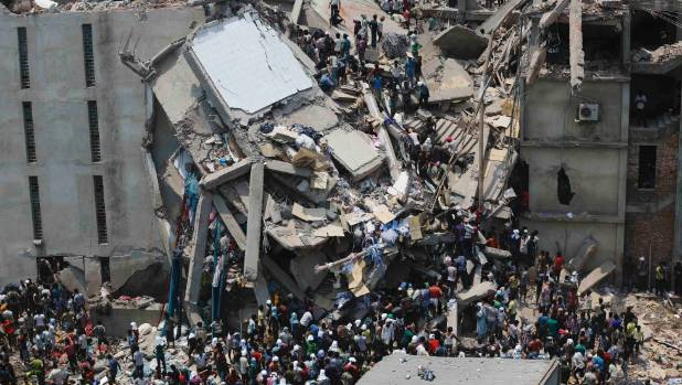 The collapse of Rana Plaza building in Savar, Bangladesh in 2013 was the catalyst for the first Ethical Fashion Report.