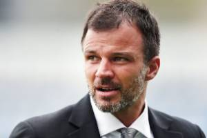 All Whites coach Anthony Hudson went off on a tangent at his latest media session.
