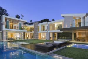 Cyrus Harouni designed this 'perfect' Los Angeles home and it could be yours for $26.8 million.
