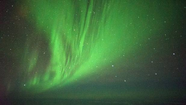 Southern Lights stun passengers on world-first Aurora Australis flight