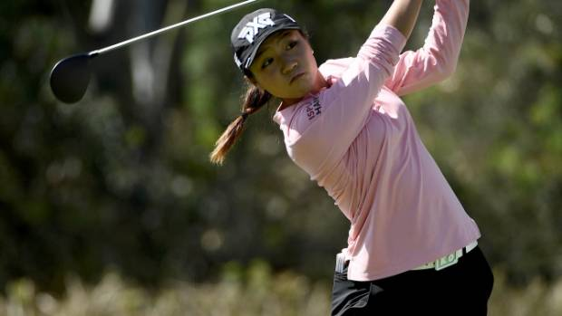 Kaufman fires 68 in second round of LPGA's Kia Classic