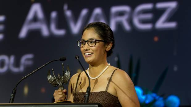 Julianne Alvarez won the Emerging Sportswoman category at the Wellington Sports Awards in 2014, the same year she was ...