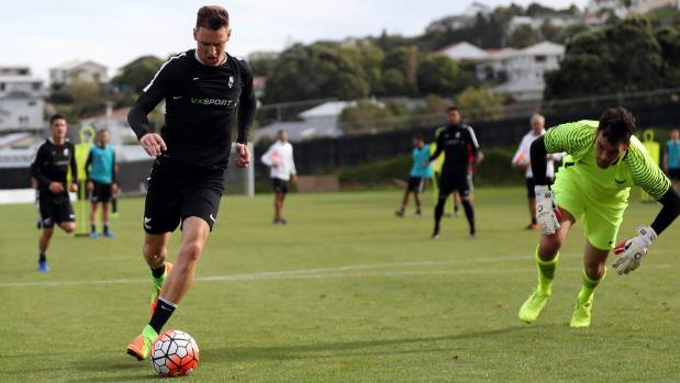 New Zealand beats Fiji 2-0 in World Cup qualifier