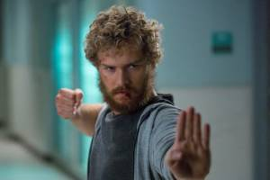 """Accusations of """"whitewashing"""" have plagued Finn Jones' casting as Danny Rand in Iron Fist - but that's the least of the ..."""