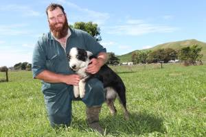 Dairy farm manager Joshua Monks says more work needs to be done to encourage people to talk about depression.