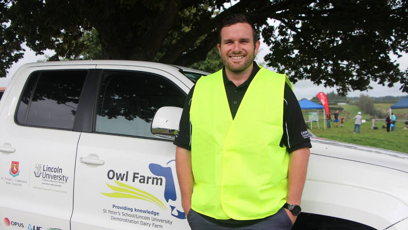 Owl Farm S Doug Dibley Moves On To Fonterra Stuff Co Nz