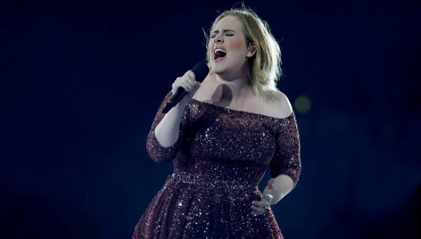 Frontier Touring Adele
