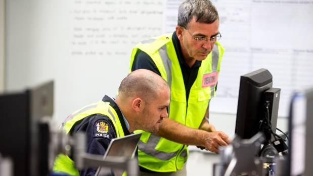Emergency Exercise Tests Search And Rescue Taranaki