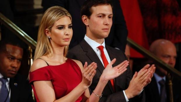 Ivanka Trump: The neighbour from hell