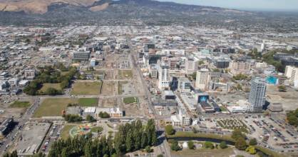 Otakaro is worried the Cranford Basin proposal could detract from its east frame housing development, which would occupy ...