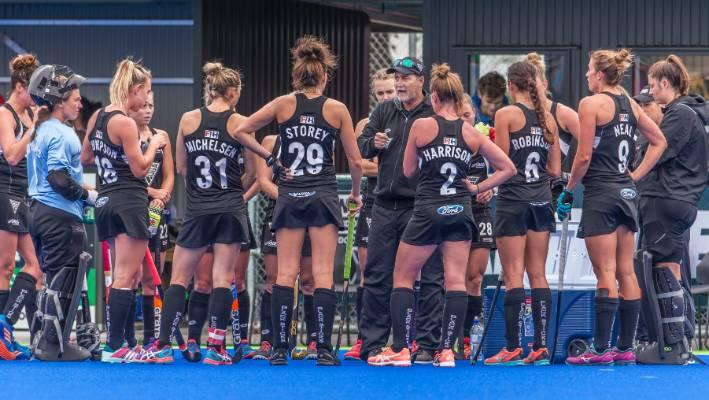 Black Sticks Women To Play Three Hockey Tests In Pukekohe Stuff Co Nz