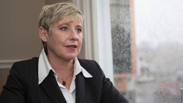 "Christchurch Mayor Lianne Dalziel says seeing the park's future confirmed is ""sad""."