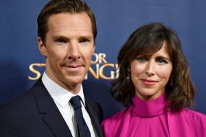 Benedict Cumberbatch and Sophie Hunter are said to have become parents for the second time.