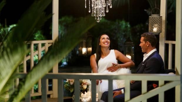 The Bachelor NZ season three: Mariana Morrison and Zac Franich.