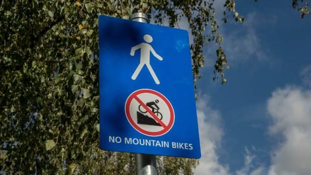 Maitai walkway ban targets mountainbikes, but cycling is okay