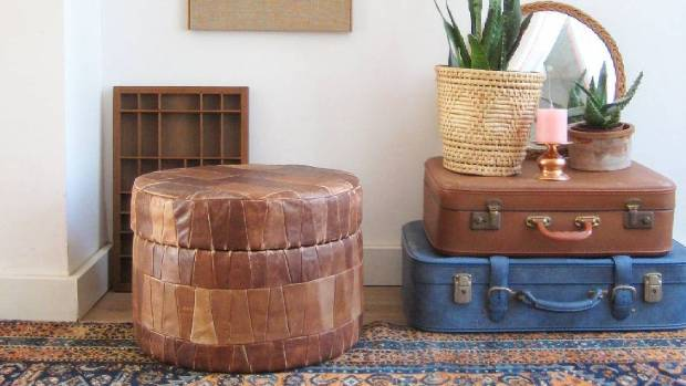 What Vintage Suitcases Can Do For Your Decor | Stuff.Co.Nz