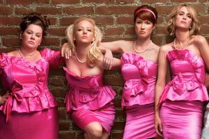 Being a bridesmaid is a whole lot more complicated than it used to be.