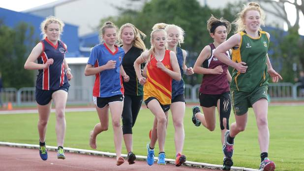 South Island Secondary Schools Athletics