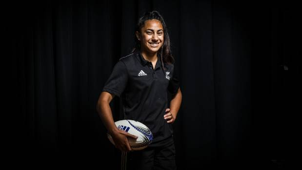 Pouri-Lane says her dream is to represent New Zealand at the Olympic Games by 2020.