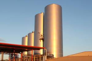 Westland's Rolleston plant manufactures the UHT cream that is part of the new, large order.