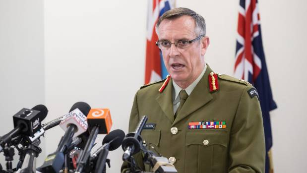 Lieutenant General Tim Keating's press conference marked the first Defence Force acknowledgement that civilians may have ...