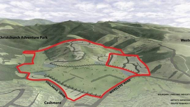 Supply of land for housing a 39 huge advantage 39 for for Innovative landscapes christchurch