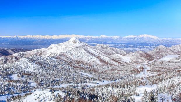 Eight school children feared dead in Japanese avalanche