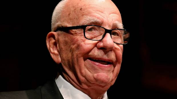 Rupert Murdoch is the CEO of both News Corp and 21st Century Fox.