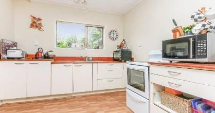 There's room for improvement but it's ready to be lived in, says its real estate agent.