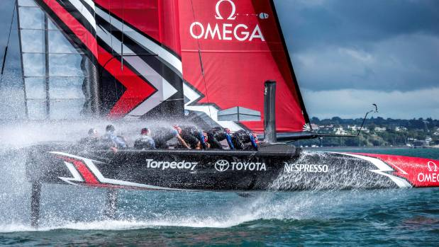 Image result for Americas Cup team nz