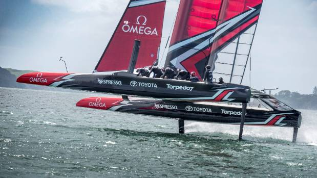 Team New Zealand have their America's Cup rivals anxious ahead of the Bermuda debut of their radical AC50.