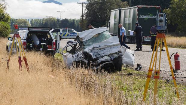 Five people have died on the new alternate highway between Christchurch and Picton, with two Christchurch men the latest ...
