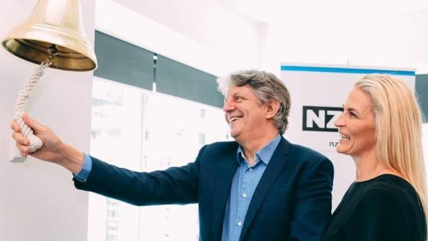 AFT Pharmaceuticals listed on the NZX last year and reached a market cap of $309.9 million.