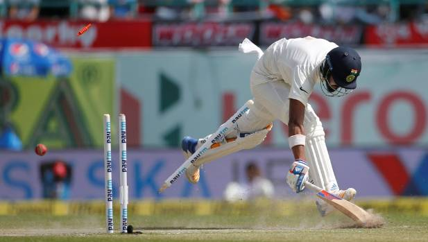 India on track to win Test series decider
