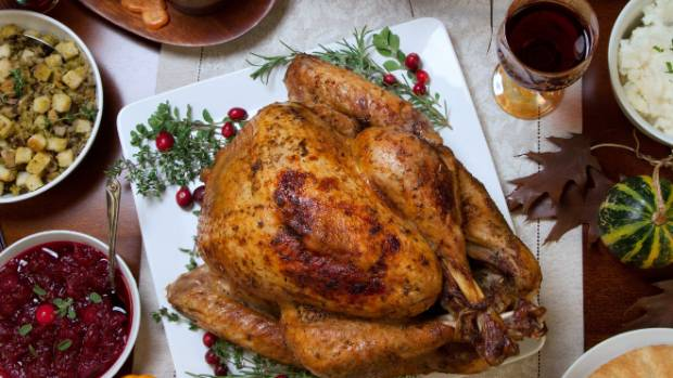Thanksgiving Is The Most Important Food Event On An American S Calendar Turkey And Cranberry