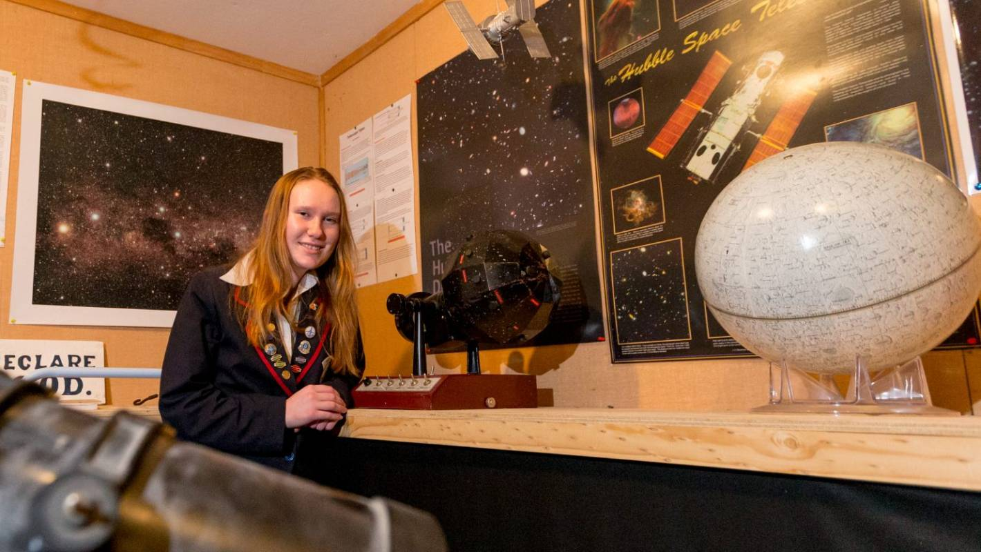 Taranaki astronomy student off to Norway for European ...