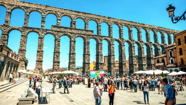 Segovia is a Unesco World Heritage City and, at just under half an hour by train from Madrid, makes for a history-packed ...