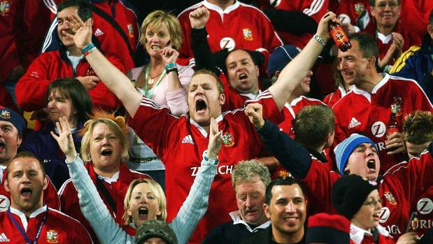 Many independent travellers heading to New Zealand for the Lions tour are struggling to find accommodation.