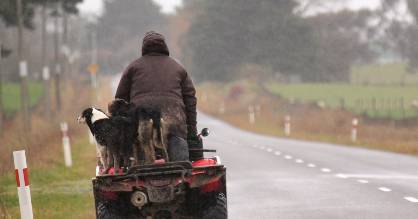 Farmers are reluctant to talk about depression.
