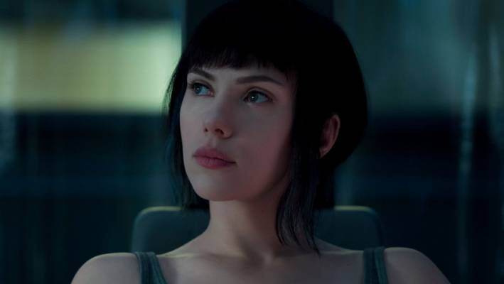 Movie Review Ghost In The Shell A Major Disappointment Stuff Co Nz