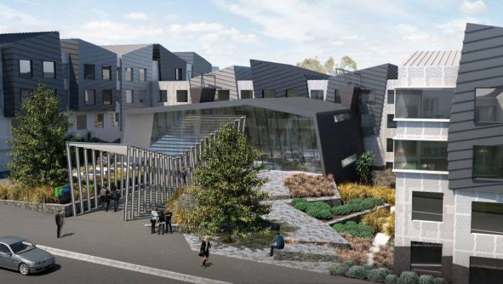 Queenstown plans for new Holiday Inn Express unveiled | Stuff co nz