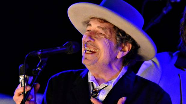"Self-described ""song and dance'' man Bob Dylan was awarded the Nobel Prize for Literature last year."