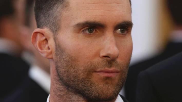 Singer Adam Levine: