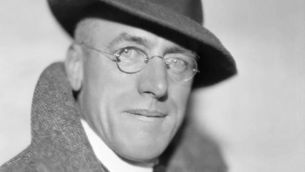 Fred Payne Clatworthy, circa 1925.