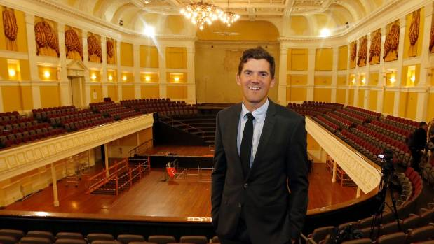 Wellington Mayor Justin Lester has announced Wellington City Council now plans to spend $90m strengthening the ...