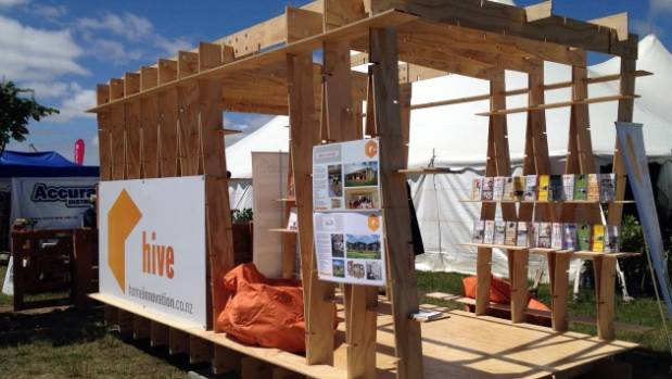 prefab pods and inexpensive modular housing on show at inex design