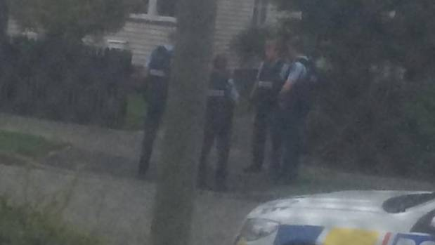 Shooting Christchurch Video Image: Man Arrested After Allegedly Shooting Another Man In The