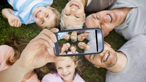 Plenty of proud parents post photos of their kids online. But should they?
